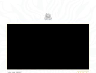 publicisgroupewishes2016.com screenshot
