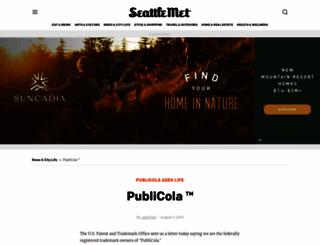 publicola.net screenshot