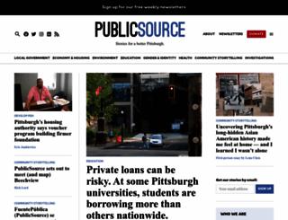publicsource.org screenshot