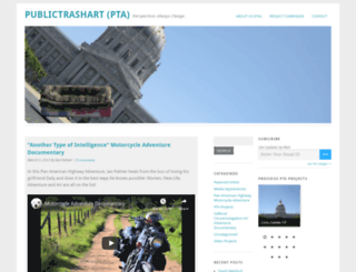 publictrashart.com screenshot
