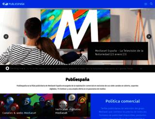 publiesp.es screenshot