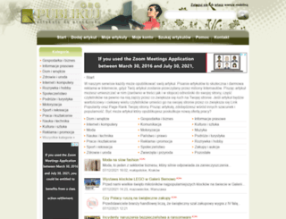publikuj.org screenshot