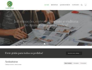 publisher.com.br screenshot