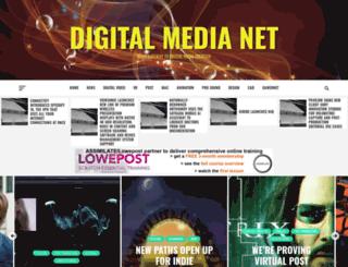 publisher.mydmn.com screenshot