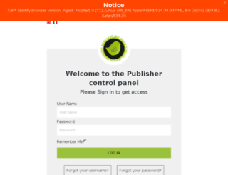 publisher.publy.net screenshot