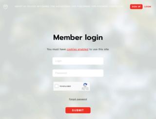 publisher.rulead.com screenshot