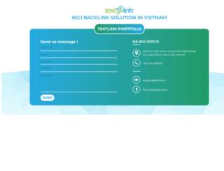 publisher.textlink.vn screenshot