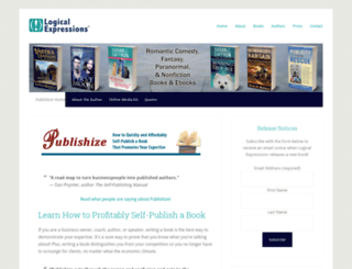 publishize.com screenshot