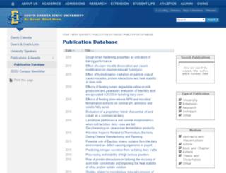 pubstorage.sdstate.edu screenshot