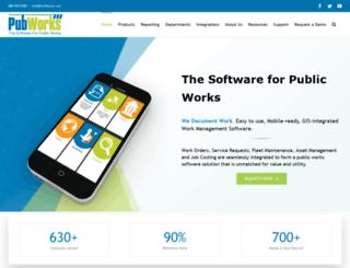 pubworks.com screenshot