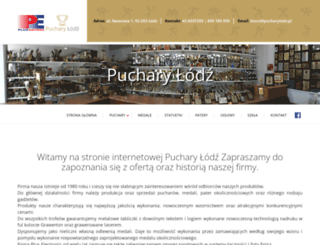 pucharylodz.pl screenshot