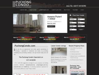 puchongcondo.com screenshot