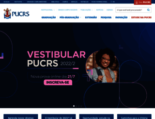 pucrs.br screenshot