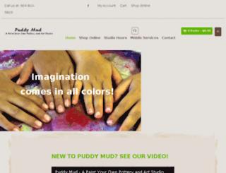 puddymud.com screenshot