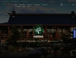 pudelko.com.pl screenshot