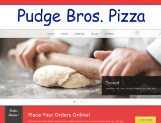 pudgebros.com screenshot