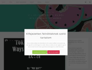 pudingocska.com screenshot