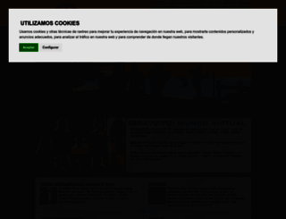 pueblosecreto.com screenshot