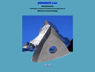 puematech.com screenshot