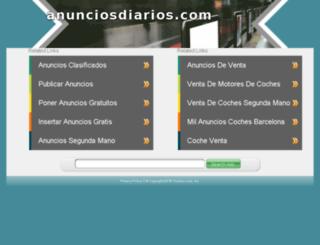 puerto-rico.anunciosdiarios.com screenshot