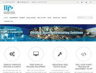puertoricoindustrialproperty.com screenshot