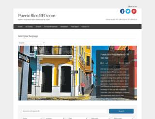 puertoricored.com screenshot