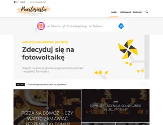 puertosiesta.pl screenshot