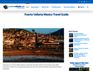 puertovallarta.net screenshot