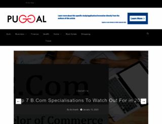 puggal.com screenshot