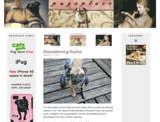 pugsplace.com screenshot
