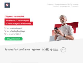 puissancee.com screenshot