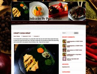 pujagoenka.wordpress.com screenshot