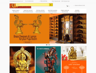 pujasanskaram.com screenshot