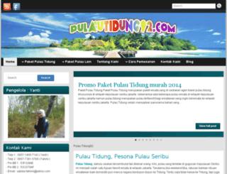 pulautidung92.com screenshot