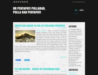 pullaraopentapati.weebly.com screenshot