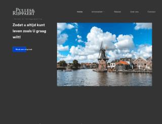 pulles.nl screenshot