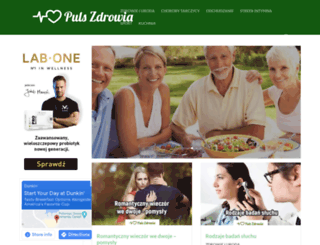puls-zdrowia.pl screenshot