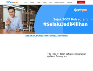 pulsagram.com screenshot