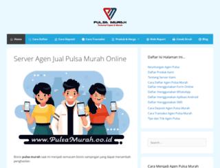 pulsamurah.co.id screenshot