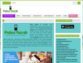 pulsamurah24jam.com screenshot