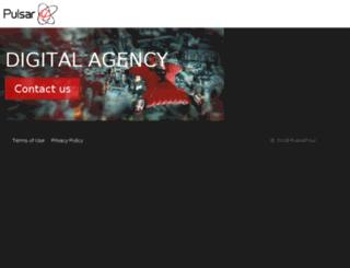 pulsarfour.com screenshot