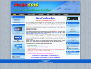 pulsasolo.com screenshot
