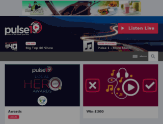 pulse.co.uk screenshot