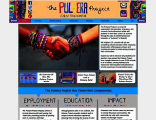 pulseraproject.org screenshot