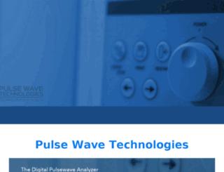pulsewavetech.org screenshot
