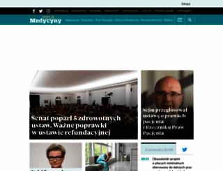 pulsmedycyny.pl screenshot