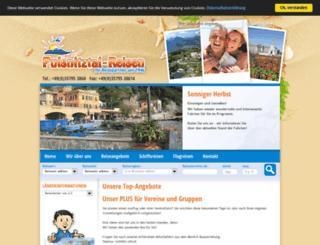 pulsnitztal-reisen.com screenshot