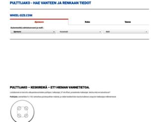 pulttijako.com screenshot