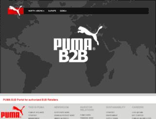 puma b2b partner
