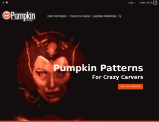 pumpkincraze.com screenshot